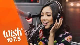 "Jona performs ""Pusong Ligaw"" LIVE on Wish 107.5 Bus"