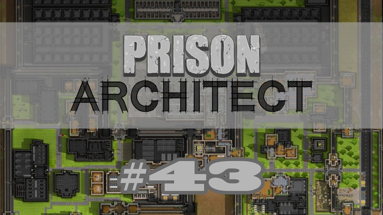 Prison architect 43 plans of mice and blarla lacorp for Jail architect