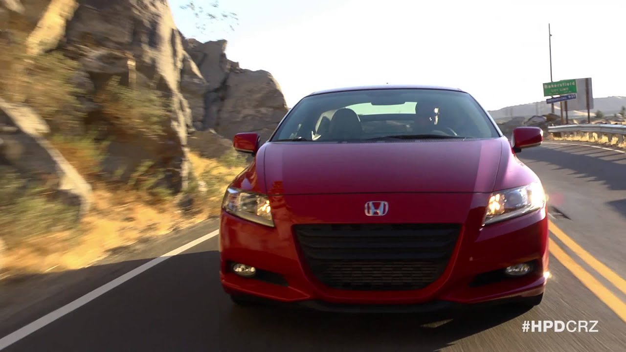 Honda Cr Z Hpd Accessories From The Track To Street