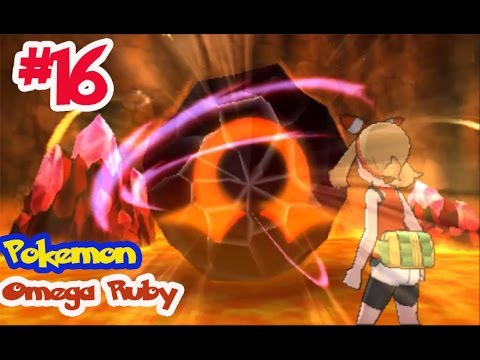 "Pokemon Omega Ruby #16 จับ ""เก็นชิ กราด้อน"" โปเกม่อนในตำนาน เพื่อปกป้องโลก"