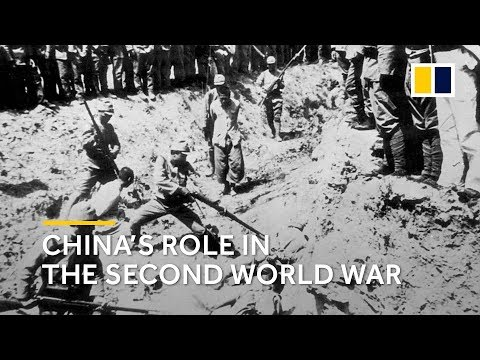 The Fight Against Japan: China's Role In The Second World War