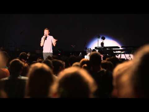 Godzone tour 2013 - Svedectvo Martin - cez spoločenstvo prúdi láska