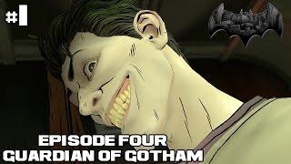 Batman The Telltale Series - Episode 4 #1 [FR]