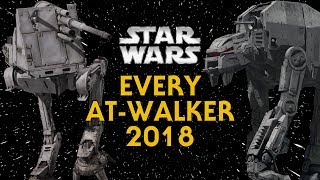 Every AT-Walker Types and Variants (2018)