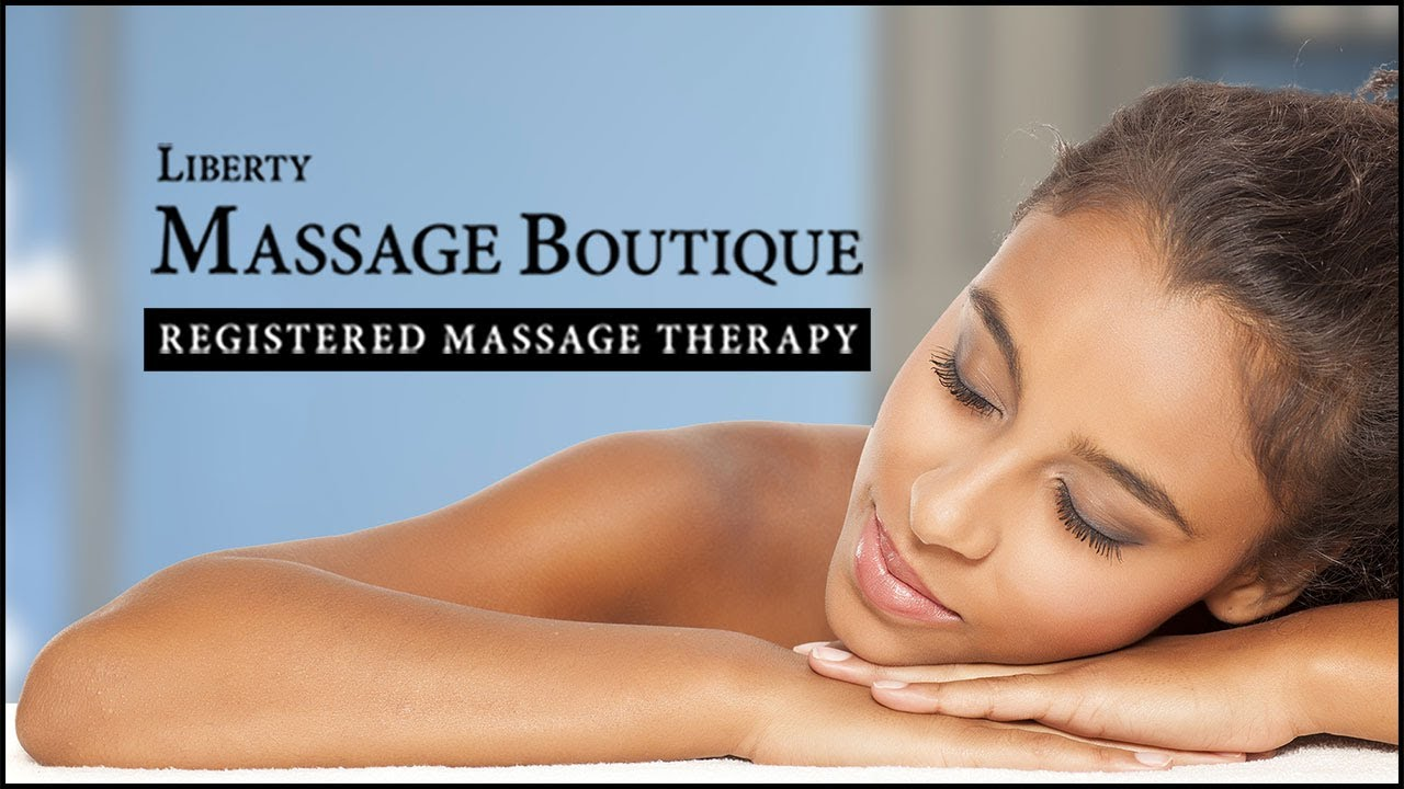 Massage Therapy in Toronto - Liberty Village - YouTube