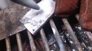 видео сварка алюминия и его сплавов в домашних условиях инвертором