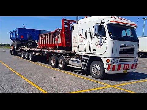 Big Irving Truck Stop, Saint-Liboire, Quebec, Canada