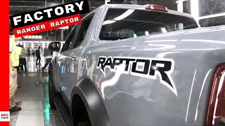 2019 Ford Ranger Raptor Factory