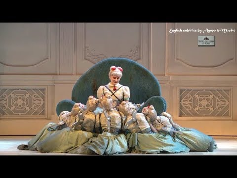 LA CENERENTOLA with double subs It-Eng