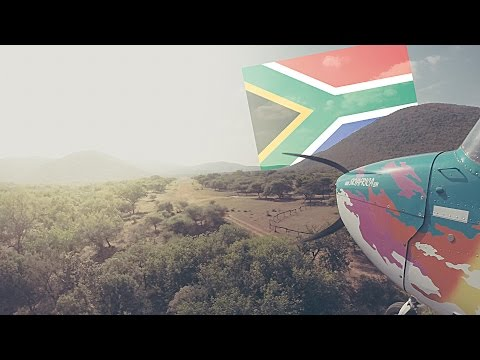 Flying in South Africa | 2 Pilots | 2 Months | 1 Experience
