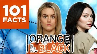 Video 101 Facts About Orange Is The New Black download MP3, 3GP, MP4, WEBM, AVI, FLV Agustus 2017