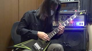 Children Of Bodom - Angels Don't Kill guitar cover