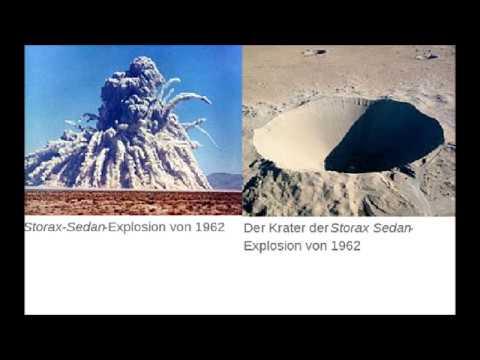 Atombomben gibt es nicht? Ja oder nein