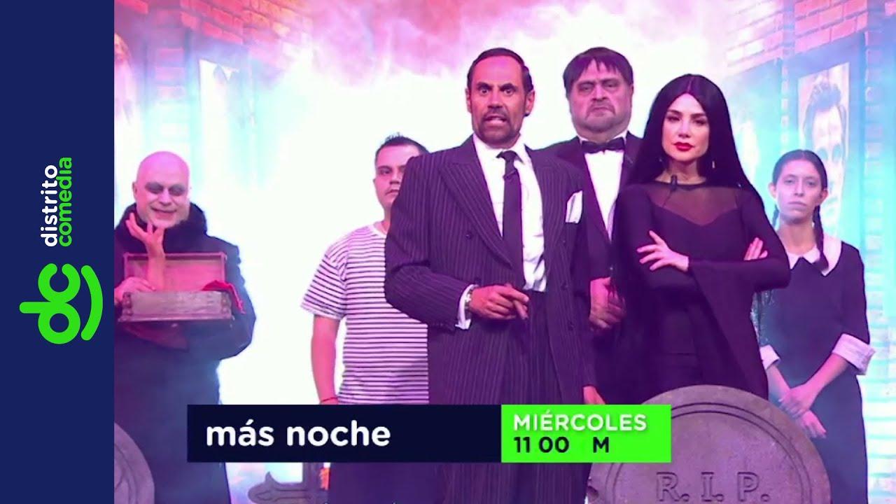 Más Noche: Especial de Día de Muertos | Distrito Comedia