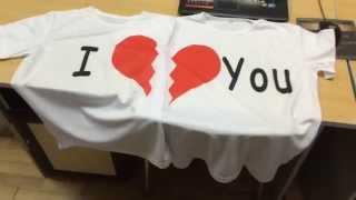 Печать на футболках (сублимация)(В данном видео кратко показан процесс переноса изображения на футболку путем сублимации.., 2015-01-24T16:51:51.000Z)