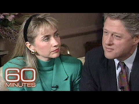Hillary Clinton's first 60 Minutes interview