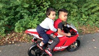 Kids Motor Bike Ducati Kids Motorcycle Kids Ride On Motorcycle Kids Park Ride Motor Bike Kids Bridge