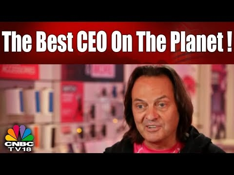 JOHN LEGERE: The Best CEO On the Planet! | THE BRAVE ONES | CNBC TV18