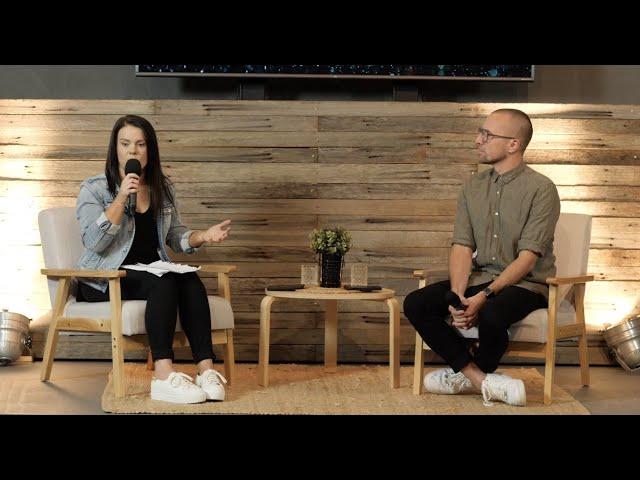 Thrive Church Online | 24th April | Garth Ball
