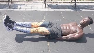 How to gain SIX PACK ABS FAST - Scott Burnhard