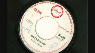 shenley duffus -  what a disaster ( island 093  1963)