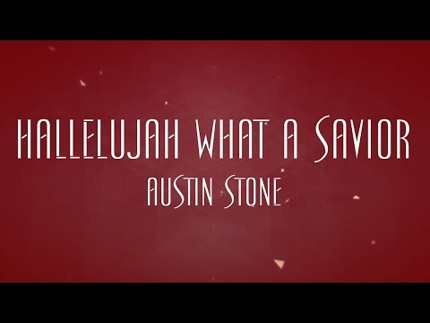 Hallelujah What A Savior - Austin Stone