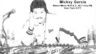 WRKS 98.7 Kiss FM Mastermix - DJ Mickey Garcia