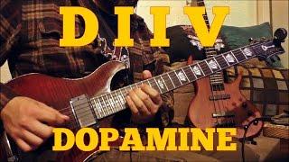 DIIV - Dopamine (guitar cover + TAB)