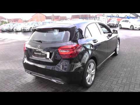 Mercedes-Benz A CLASS A180d Sport Executive 5dr U27307