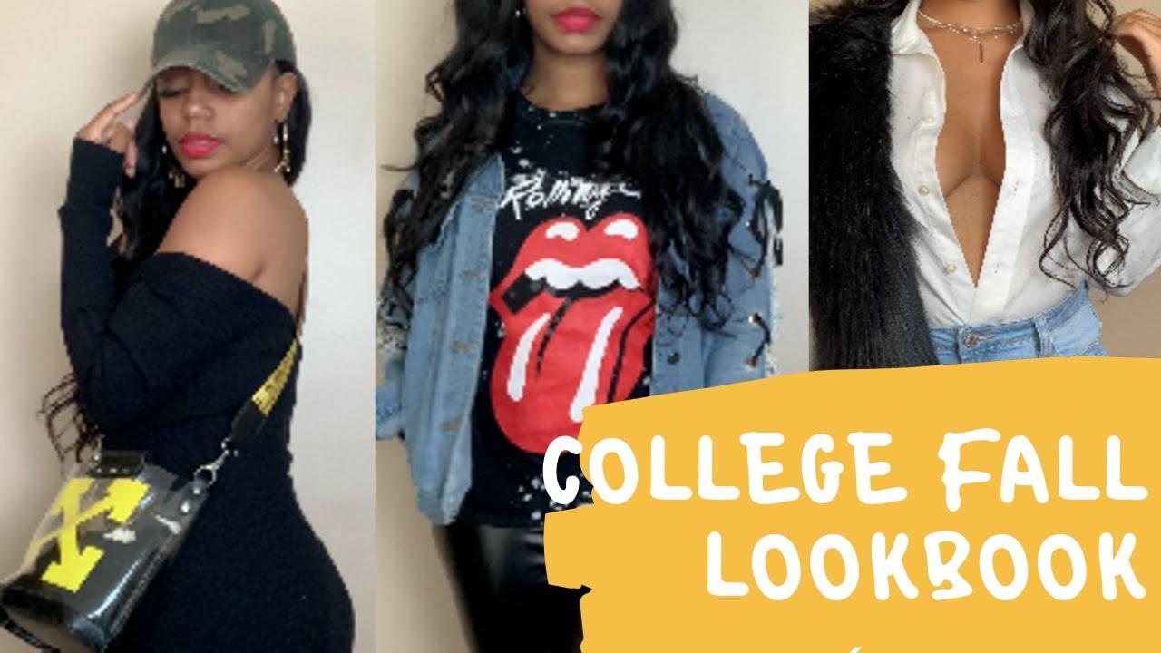 [VIDEO] - Thee Ultimate Baddie Fall Lookbook | College Edition | XObrytanni 4