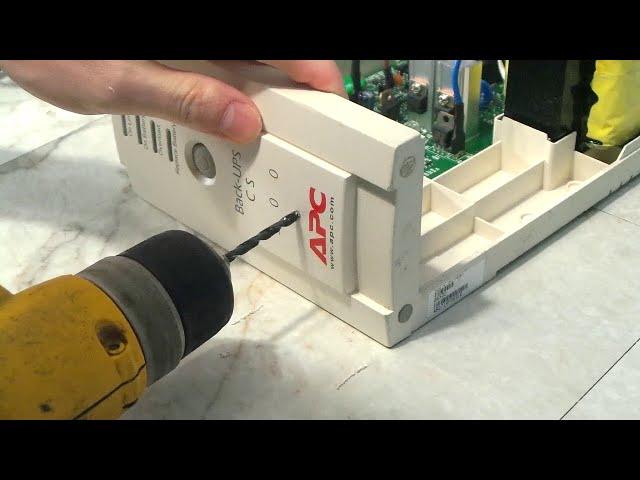 Ultimate Battery Backup Hack/Mod.