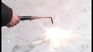 Bread roll vs Acetylene