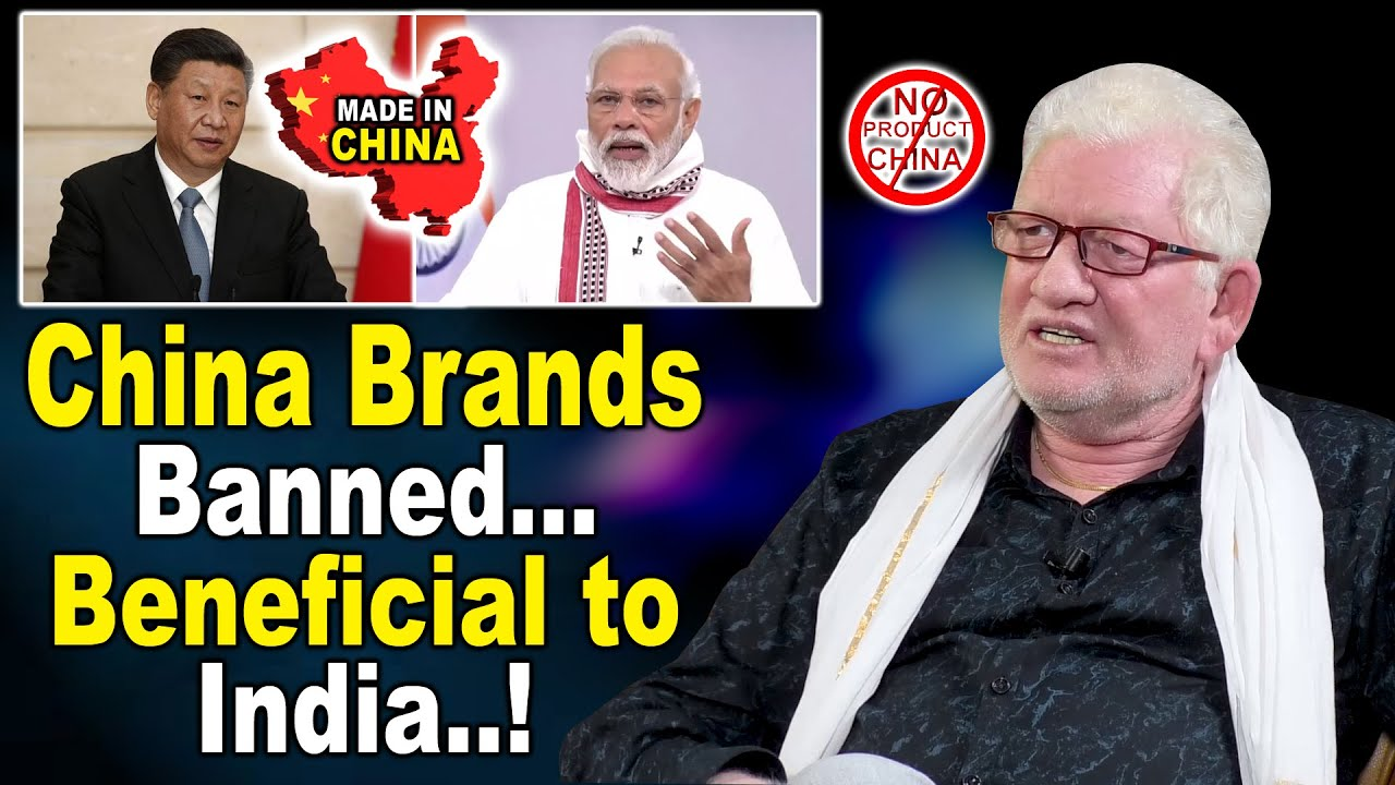 China Brands Banned-Beneficial To India | CA Nagarjuna Clear Explanation On China Brands Banned