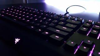 Лучшая клавиатура - Обзор Razer BlackWidow Chroma V2