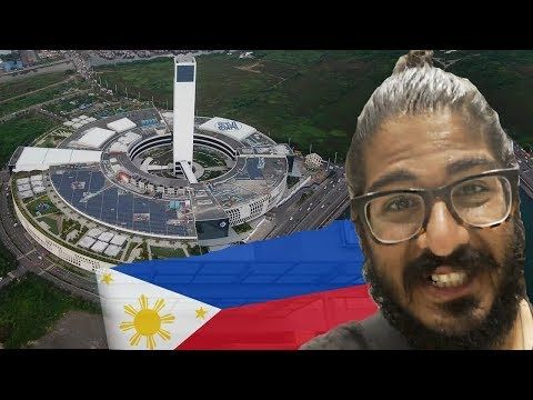 SM SEASIDE CITY CEBU IS HUGE! - Filipino Mall Tour!