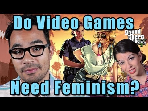 Do Gamers Need Anita Sarkeesian's Feminism? | Game/Show | PBS Digital Studios
