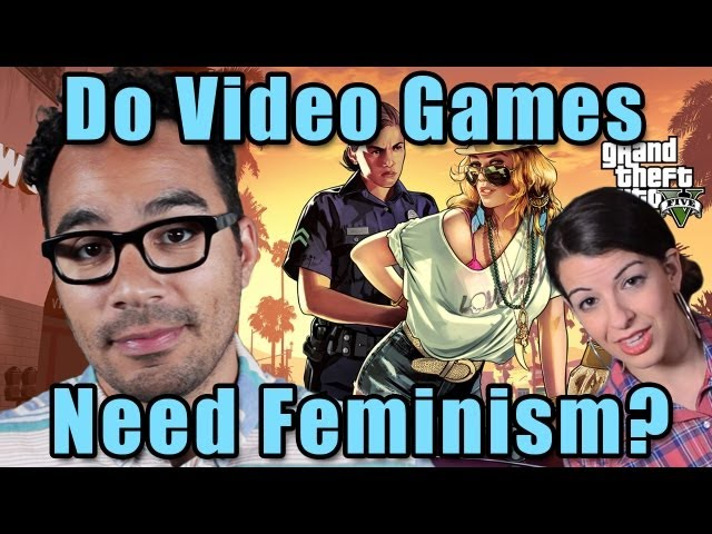 Do Gamers Need Anita Sarkeesian's Feminism? | Game/Show | PBS Digital Studios Travel Video