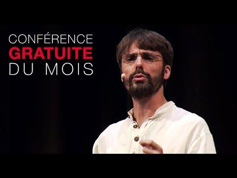 Dr Gauthier Chapelle - Le vivant pour modèle, la voie du bio-mimétisme pour retrouver la terre