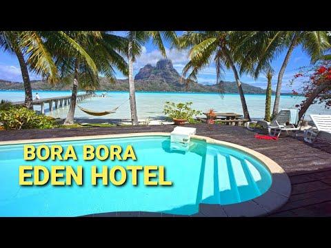 Bora Bora Eden Beach Hotel  HD