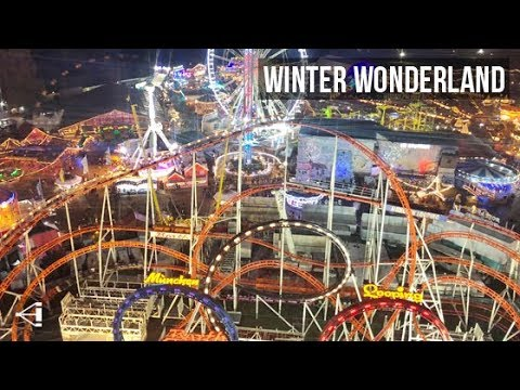 Hyde Park Winter Wonderland 2017