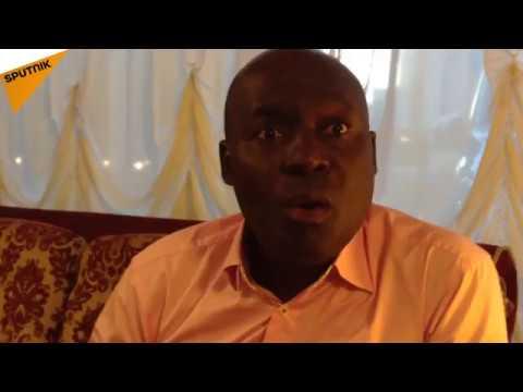 Interview à Sputnik d'Emile Zola Ndé Tchoussi, conseiller en management de sport