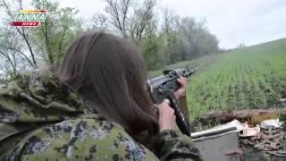 Женщины на войне с оружием и без / Донбасс / Новороссия