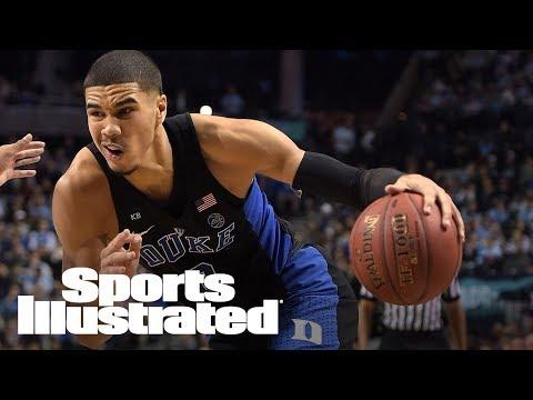 NBA Draft: Jayson Tatum On LeBron, Builds All-Time Duke Starting Five | SI NOW | Sports Illustrated