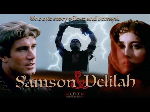 Samson & Delilah - Full Movie | Max von Sydow, Belinda Bauer, Stephen Macht, José Ferrer