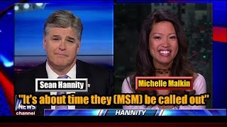 """Michelle Malkin: """"It is about time they (MSM) be called out"""""""