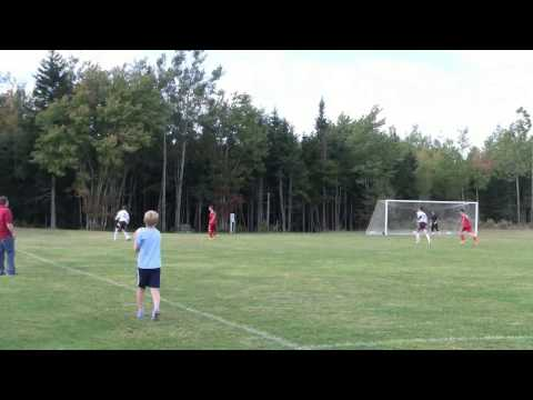 Dexter v GSA Soccer game raw footage