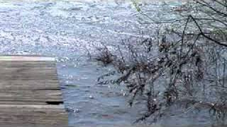 Sturm vom 8.4. am Dobbertiner See