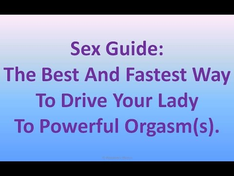 Multiple Women's Orgasms - EASY ULTIMATE SEX GUIDE (with music)