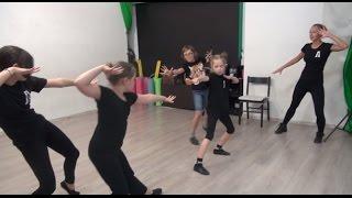 Английская группа студии АКТЕР  Танец
