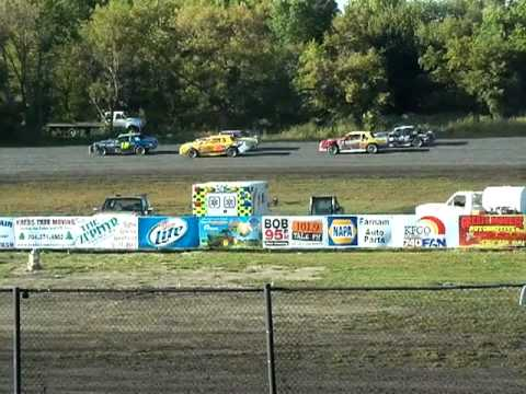 Buffalo River Race Park-Wissota Street Heat 9-9-2012